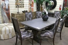 Divine Dining Rooms Kitchens On Pinterest Las Vegas Dining Table Cha