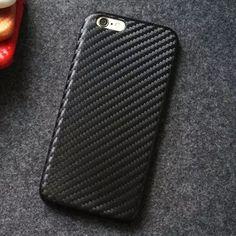 funda iphone 6 carbono