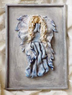 Czar Rękodzieła - masa solna, anioły z masy solnej, parki ślubne, upominki z masy solnej