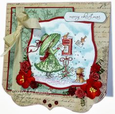 The Stamp Basket: Letters...
