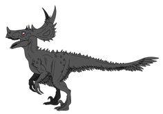 {Base} Utahsinoraptor by on DeviantArt Indominus Rex, Jurassic Park World, Dinosaur Art, Anime Poses Reference, Prehistoric Creatures, Creature Design, Beautiful Creatures, Moose Art, Profile