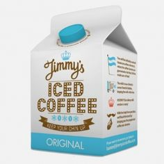 Jimmy's Iced Coffee - Jimmy makes Iced Coffee to make your lives better, and is based out of Christchurch, Dorset in the UK.