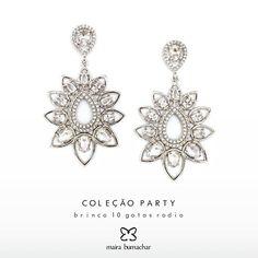 Em qual ocasião usaria esses lindos brincos?  #Opinião #MairaBumachar #Moda #Love #jewellery #nalojavirtual #ColecaoParty #nalojapraiadocanto #noshowroomsp #pedidoswhatsapp #accessorize #Brincos  http://www.mairabumachar.com.br/brinco-folhas-cristal
