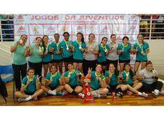 Handebol feminino é bicampeão na Copa dos Estagiários. http://www.passosmgonline.com/index.php/2014-01-22-23-07-47/esporte/5116-handebol-feminino-e-bicampeao-na-copa-dos-estagiarios