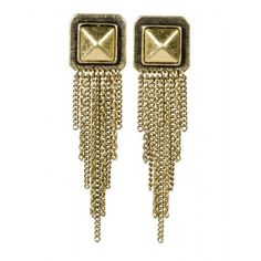 Jules Smith Egyptian Nights Earrings ($95) ❤ liked on Polyvore