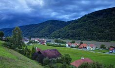 Small Paradise by the Danube Banks, Austria, Golf Courses, Dolores Park, Paradise, Corner, Couple, Vacation, Search