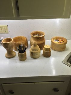 """""""Ash-amed"""" - some tidy bowls"""