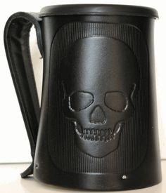 Skull Leather Mug www.fairyglen.com