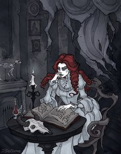 "Morella by IrenHorrors. ""WITH a feeling of deep yet most singular affection I regarded my friend Morella. Thrown by accident into her society many years ago, my soul, from our first meeting, burned with fires it had never before known; but the fires were not of Eros, and bitter and tormenting to my spirit was the gradual conviction that I could in no manner define their unusual meaning, or regulate their vague intensity...."""