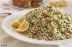 Quinoa Tabbouleh (Gluten Free + Vegan) | The Vedge - Vegan & Gluten Free Recipes