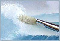 ocean waves oil paintings | How to paint a breaking ocean wave, oil painting tutorial
