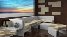 Yacht design render
