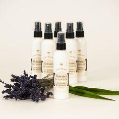 Natural Bug Repellant Spray #lavender #BugSpray #BugRepellent