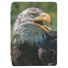 guard ipad photo cover of eagle - animal gift ideas animals and pets diy customize