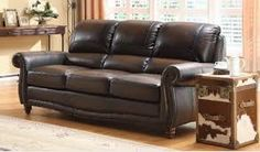 comfy leather couch australia - Google Search