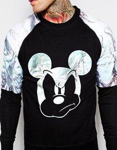 e0fb1d883d3163 Mickey Mouse x Opening Ceremony. See more. eleven paris x disney Asos Men, Eleven  Paris, Asos Online Shopping, Latest Fashion