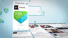 Kred Story is a visual history of your Social Media Influence. Explore the posts, pictures and links that make you influential. See your full influence story and zoom in on meaningful moments.