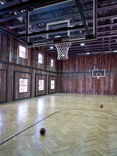 Indoor basketball court at home..--only because my future children and my brother's children would love me. like forever.