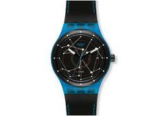 Swatch SISTEM51 - £104.00. It is a mechanical watch, only has 51 components, has one screw and is made by robots.