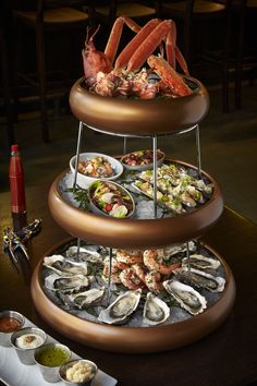 Tackle These Seafood Towers: Eater's Guide to Plateaus