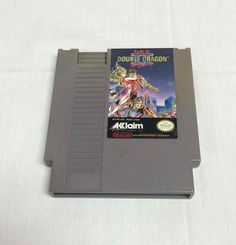 Double Dragon II The Revenge (Nintendo Entertainment System 1990) NES Video Game