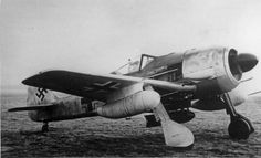 https://flic.kr/p/zc4HVY | Ray Wagner Collection Image | PictionID:43934514 - Catalog:16_005172 - Title: Focke-Wulf Fw 190A-4/U8  Nowarra photo - Filename:16_005172.TIF - -  - - - - - Image from the Ray Wagner Collection.  Ray Wagner was Archivist at the San Diego Air and Space Museum for several years and is an author of several books on aviation --- ---Please Tag these images so that the information can be permanently stored with the digital file.---Repository: San Diego Air and Space…