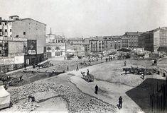 Plaza del Callao, 1921 - Portal Fuenterrebollo