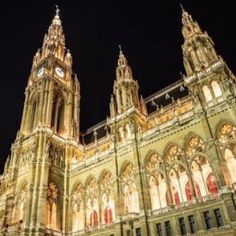RATHAUS  Is a building in Vienna which serves as the seat both of the mayor and city council of the city of Vienna. The town hall also serv... INFO