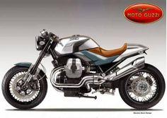 Moto Guzzi 940 Scrambler, sarà la Bellagio del 2016?