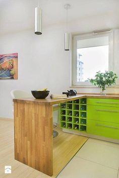Kuchnia - Styl Nowoczesny - Gutdesign