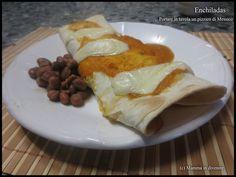 Enchiladas.+Portare+in+tavola+un+pizzico+di+Messico