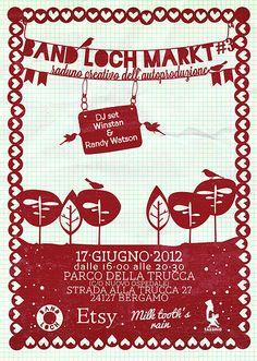Ferias que son todo un referente Band Loch Markt #3_ fronte