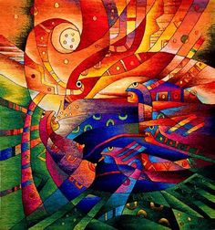 Tapestry by Maximo Laura