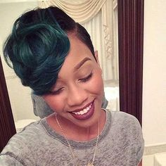 Beautiful ideas about Pixie Cut for black women // #about #Beautiful #Black…