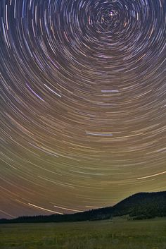 Perseid Meteor Shower, Flagstaff, Arizona by Logan Brumm Photography and Design