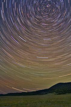 Perseid Meteor Shower, Flagstaff, Arizona by Logan Brumm Photography and Design #crownchakra #chakras #everydaychakras