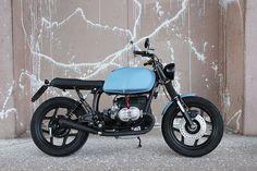 Hammer Kraftrad: BMW R80 Umbau für Michael Noll (BMW Motorrad)
