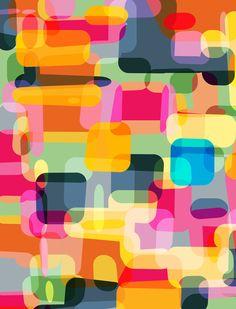Technicolour 2 by Colli13 (Atieno Collinson)   Society6