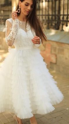 Party Wear Indian Dresses, Pink Prom Dresses, Bridal Dresses, Evening Dresses, Wedding Dress Bustle, Civil Wedding Dresses, Wedding Dresses For Girls, Stylish Dresses, Elegant Dresses