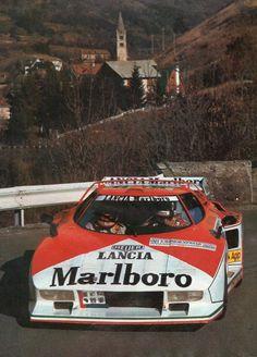 1976 Lancia Stratos Gr5 - Giro D' Italia