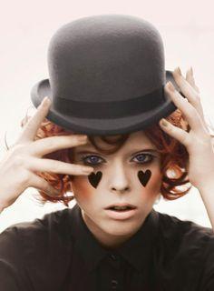 Chata de Galocha!   Lu Ferreira » Arquivos Pra inspirar: maquiagem de Halloween! » Chata de Galocha!   Lu Ferreira