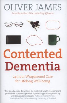 Contented Dementia by clinical psychologist and bestselling author Oliver James outlines a groundbreaking and practical method for managing dementia that will allow both sufferer and carer to maintain the highest possible quality of life, throughout every stage of the illness.