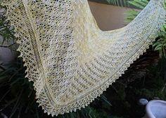 Ravelry: Summer Breeze Shawl pattern by Pam Jemelian