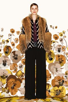 Gucci Pre-Fall 2012 Collection Slideshow on Style.com