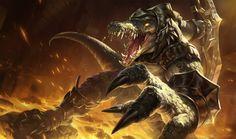 Renekton | League of Legends