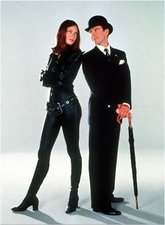 Uma Thurman And Ralph Fiennes -- The Avengers (Movie) Perfect for Friday night movie watching! :)