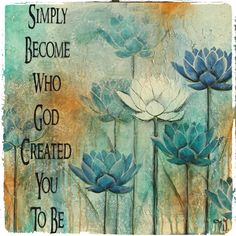 """Inspirational Canvas, Textured artwork, Donna Downey stencil, acrylic paint and mixed media. """"Simply Become"""" not always as easy as it sounds, but try anyway! Artwork by Tracey White"""