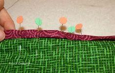 Anna Orduña - Mi Rincón de Patchwork: Tutorial: Bies simple para Quilts rectos Outdoor Blanket, Anna, Ideas, Purse, Quilt Blocks, Bedspreads, Sewing, Photos, Thoughts