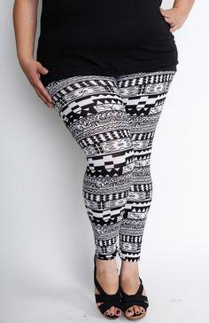 Pretty Plus Size leggings At Wholesale Prices. #plussize #wholesale #clothing #leggings #curvy #plus #size #fashion