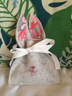 Bunny Bag - Paper and Pi
